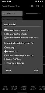 Bass Booster Pro 5.0.5 Apk 4