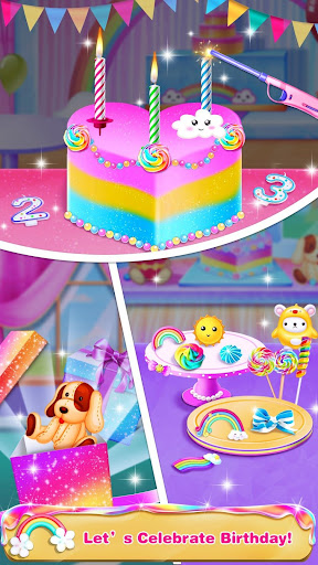 Bake Cake for Birthday Party-Cook Cakes Game apkdebit screenshots 4