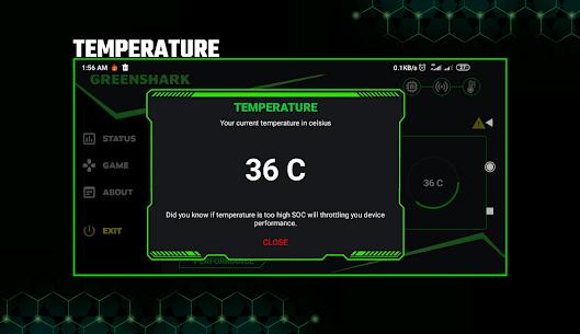 GreenShark Game Turbo Mod Apk   Game Booster (Premium) 7