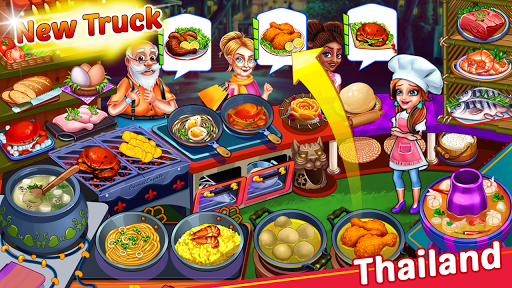 Cooking Express : Food Fever Cooking Chef Games screenshots 8