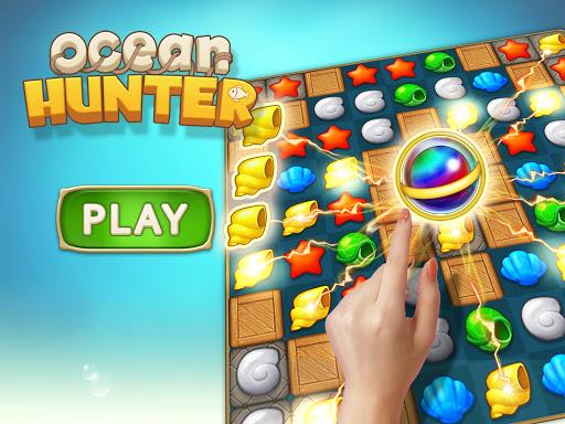 Ocean Hunter : Match 3 Puzzle 1.0.8 screenshots 9