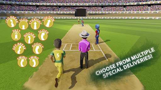 RVG Cricket Clash ud83cudfcf PVP Multiplayer Cricket Game 1.1 screenshots 3