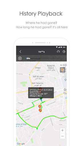 iTrack - GPS Tracking System  Screenshots 5