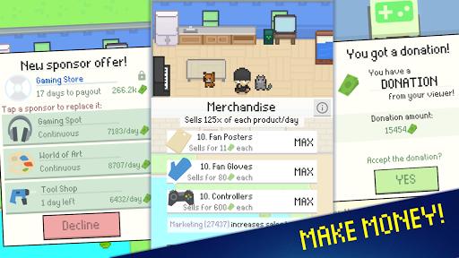 Streamer Sim Tycoon  screenshots 7