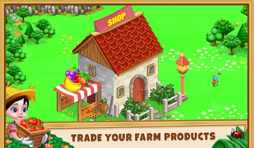 Farm House - Farming Games for Kids apkmr screenshots 5