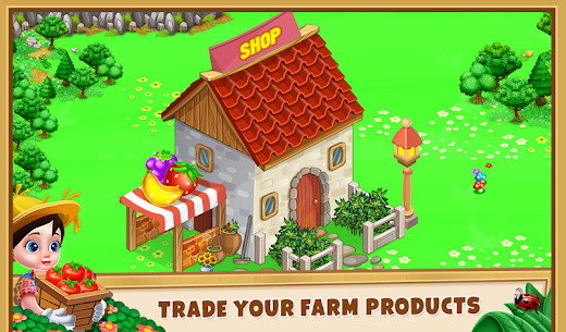 Farm House – Farming Games for Kids Apk Download NEW 2021 5