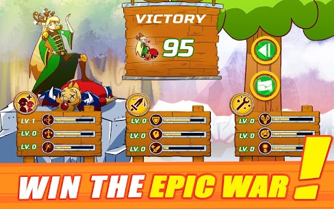 Epic Rivals Battle Hack Online (Android iOS) 3