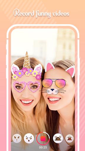 Face Camera - Snap Sweet App 1.0 Screenshots 2