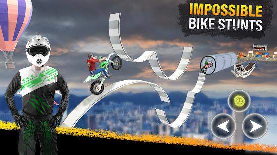 bike stunt 3d and bike racing games - bike game 1.3 screenshots 2