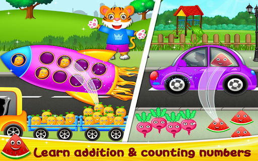 Code Triche Baby Numbers Learning Game (Astuce) APK MOD screenshots 4