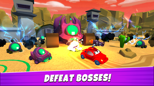Car Eats Car 3D: Racing Arena 1.0 screenshots 6