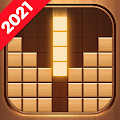 Wood Block Puzzle - Free Classic Brain Puzzle Game Apk