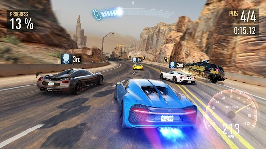Need For Speed No Limits Mod Apk For Android 2