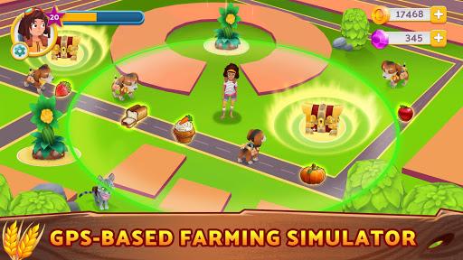 Harveston - Island in the Sky: The Farm Simulator screenshots 17