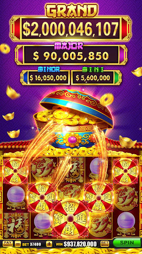 Slots! CashHit Slot Machines & Casino Games Party apkslow screenshots 12