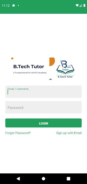 BTech Tutor screenshot 3