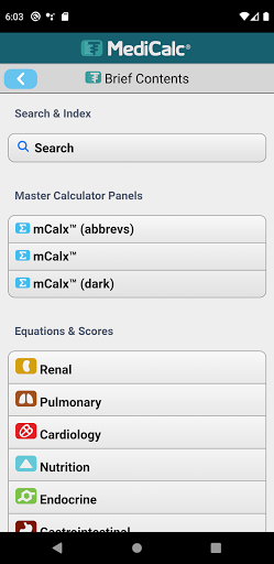 MediCalcu00ae 10.1 Screenshots 2