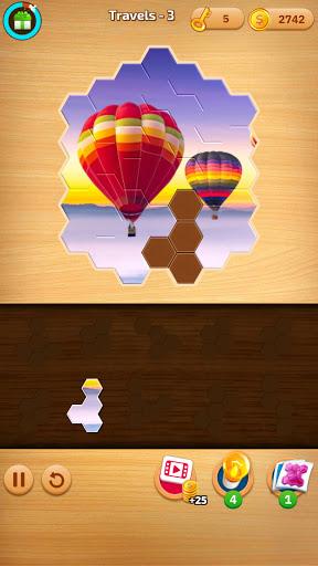 Jigsaw Puzzles Hexa ud83eudde9ud83dudd25ud83cudfaf 2.2.5 screenshots 8