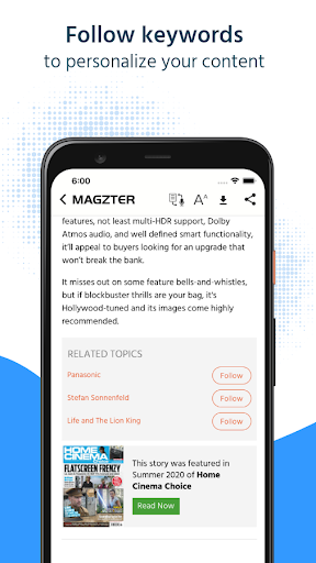 Magzter: Digital Magazines & Newspapers  Screenshots 6