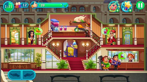 Hotel Madness: Grand Hotel Doorman Mania Story 1.0.7 screenshots 2