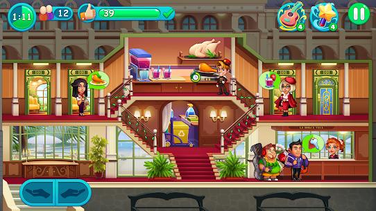 Hotel Madness: Grand Hotel Doorman Mania Story 5