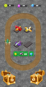 Download Merge Plane Mod APK 1.19.2 (Unlimited Money, Gems) 3