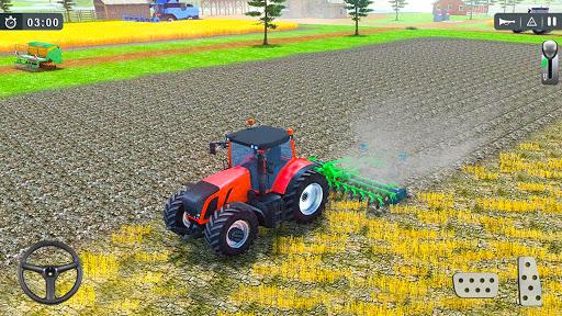 Real Tractor Job Simulator 1892 - village apklade screenshots 1