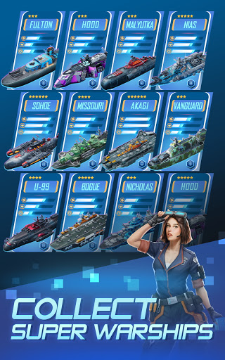 Battleship & Puzzles: Warship Empire  screenshots 2