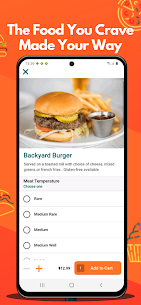 Download Latest GotChew  Food Delivery app for Windows and PC 2