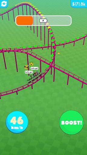 Hyper Roller Coaster 1.5.1 screenshots 6