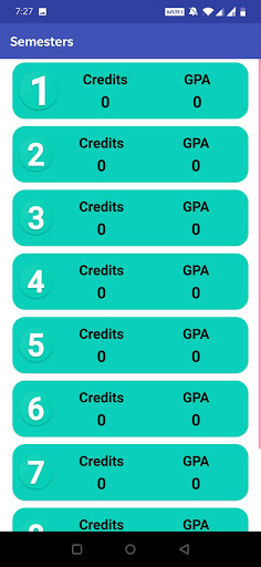 GPA Calculator screenshot 11