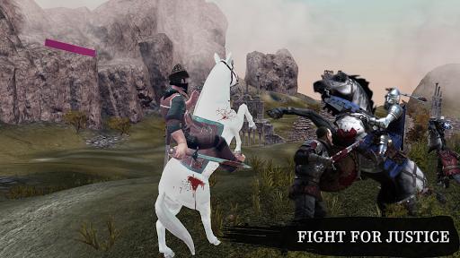 Ertugrul Gazi Horse Simulation: ertugrul gazi game 0.8 screenshots 10