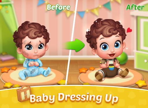Baby Manor: Baby Raising Simulation & Home Design apkpoly screenshots 16