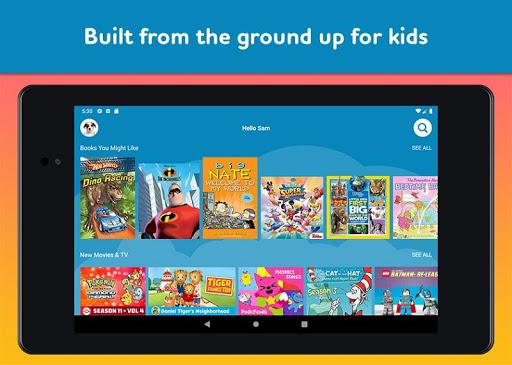 Amazon Kids+: Kids Shows, Games, More 2.1.0.203888 Screenshots 19