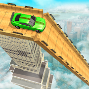 Mega Ramp Stunts – New Car Racing Games 2021