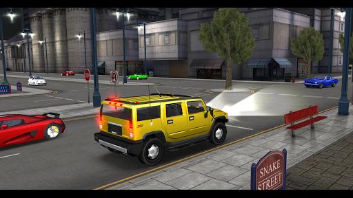 Car Driving Simulator: SF apklade screenshots 2