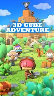 3D Cube Adventure: Puzzle Game Mod Apk (Unlimted Money/Energy) 1