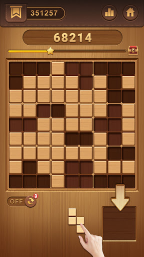 Wood Block Sudoku Game -Classic Free Brain Puzzle  screenshots 12