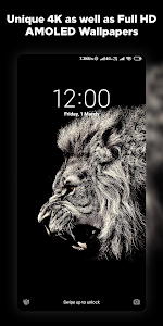 4K AMOLED Wallpapers - Live Wallpapers Changer 1.6.4 [Pro]