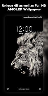 4K AMOLED Wallpapers - Live Wallpaper Changer Screenshot