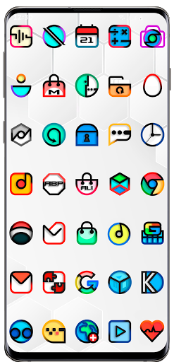 Download APK: Marmiloo Icon Pack v1.1.0 [Patched]