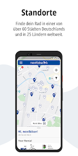nextbike Screenshot