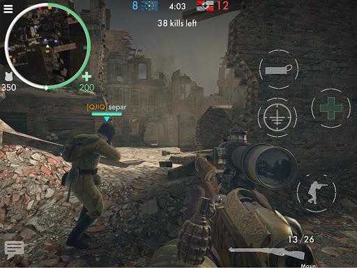 World War Heroes: WW2 FPS  screenshots 16