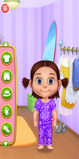 Babysitter Crazy Baby Daycare - Fun Games for Kids apkpoly screenshots 2