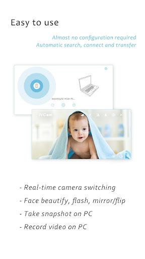 iVCam Webcam  screenshots 2