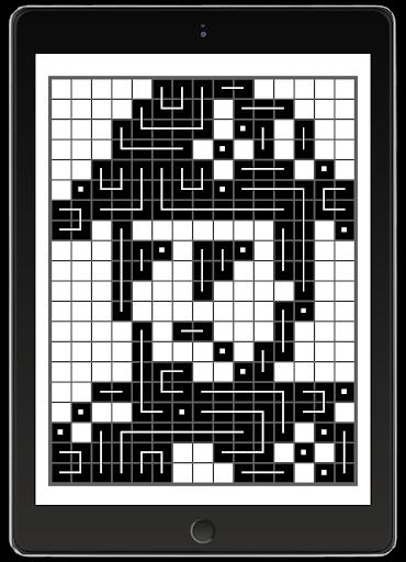 FCross Link-A-Pix puzzles 257 screenshots 18