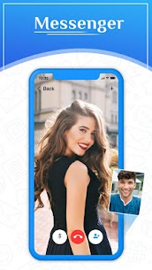 New Messenger 2020 : Free Video Call & Chat 4