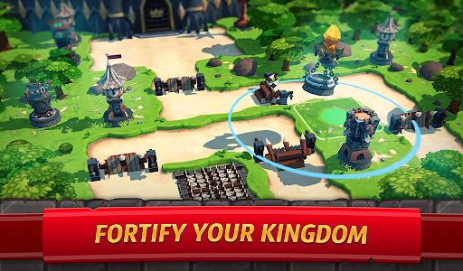 Royal Revolt 2: Tower Defense RTS & Castle Builder apkslow screenshots 18