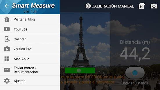 Telémetro : Smart Measure Screenshot