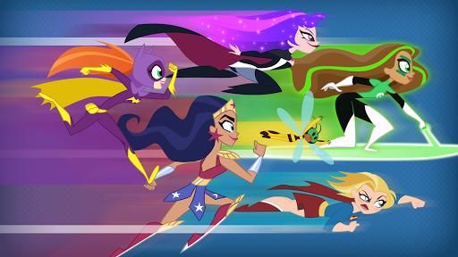 DC Super Hero Girls Blitz 1.4 Screenshots 8